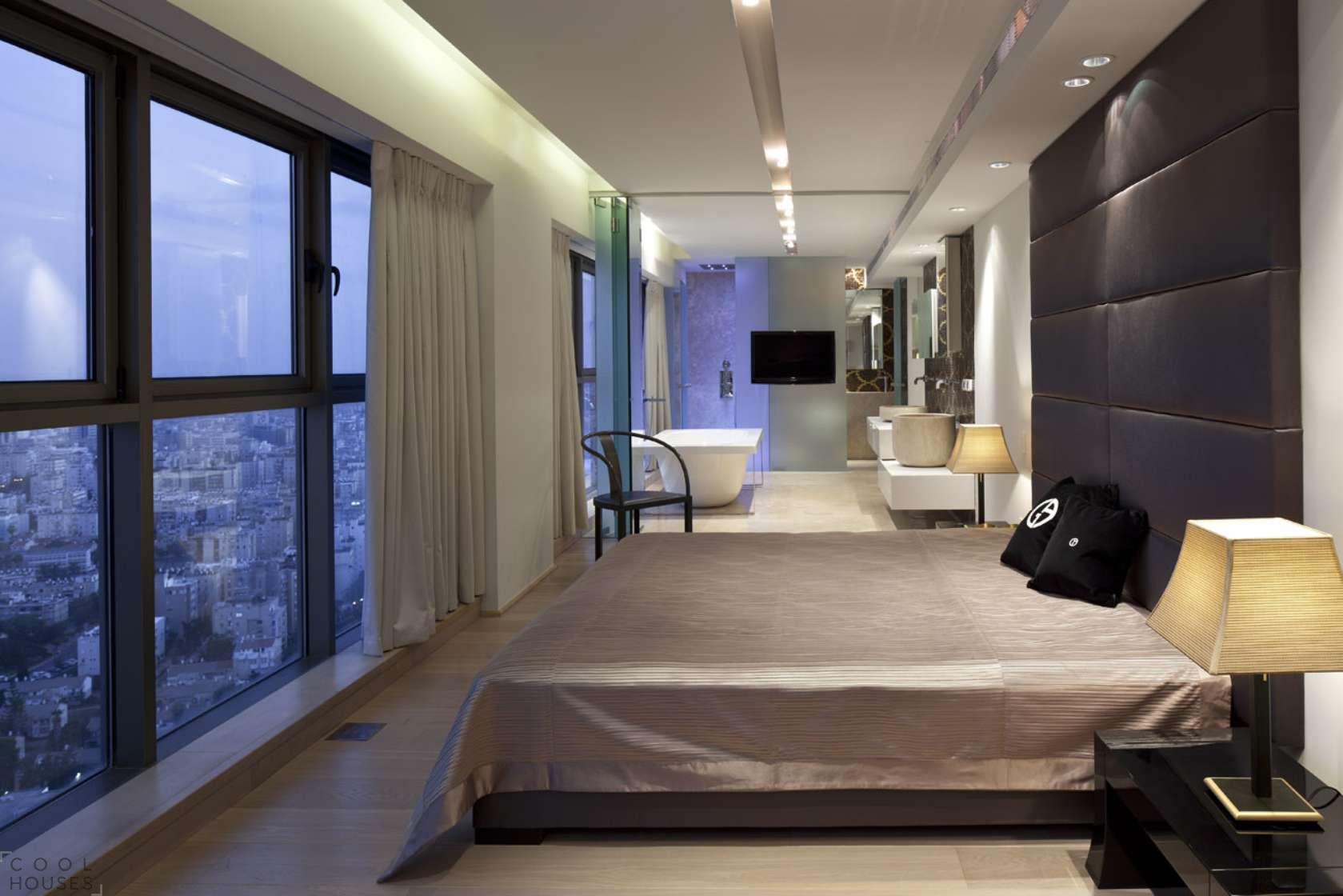Thiết kế phòng ngủ chung cư đẹp nhất