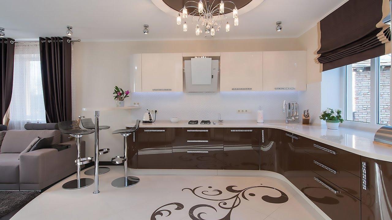 Thiết kế phòng bếp chung cư đẹp và ấn tượng