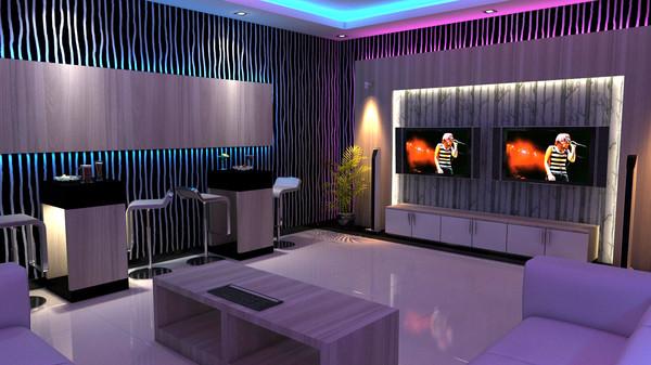 Thiết kế phòng hát quán karaoke