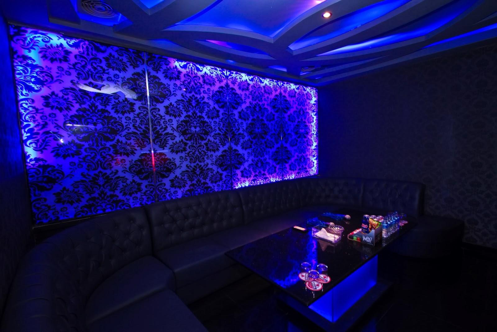 Thiết kế phòng hát karaoke đẹp và chuyên nghiệp