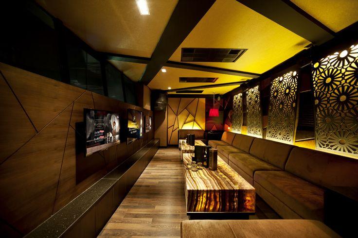 Thiết kế phòng hát đẹp và chuyên nghiệp