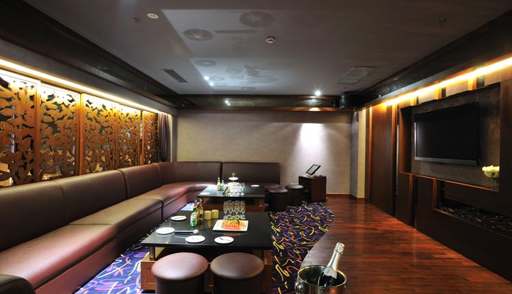 Thiết kế phòng karaoke gia đình đẹp