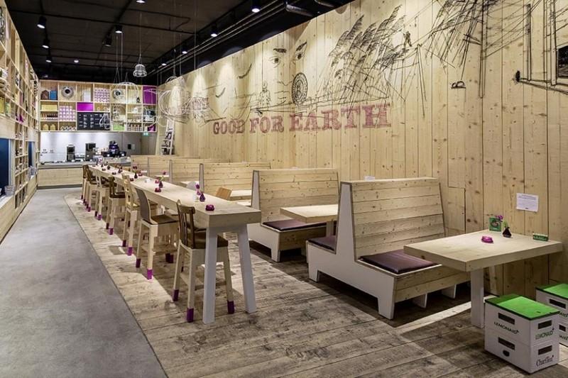 Thiết kế quán cafe đẹp nhất