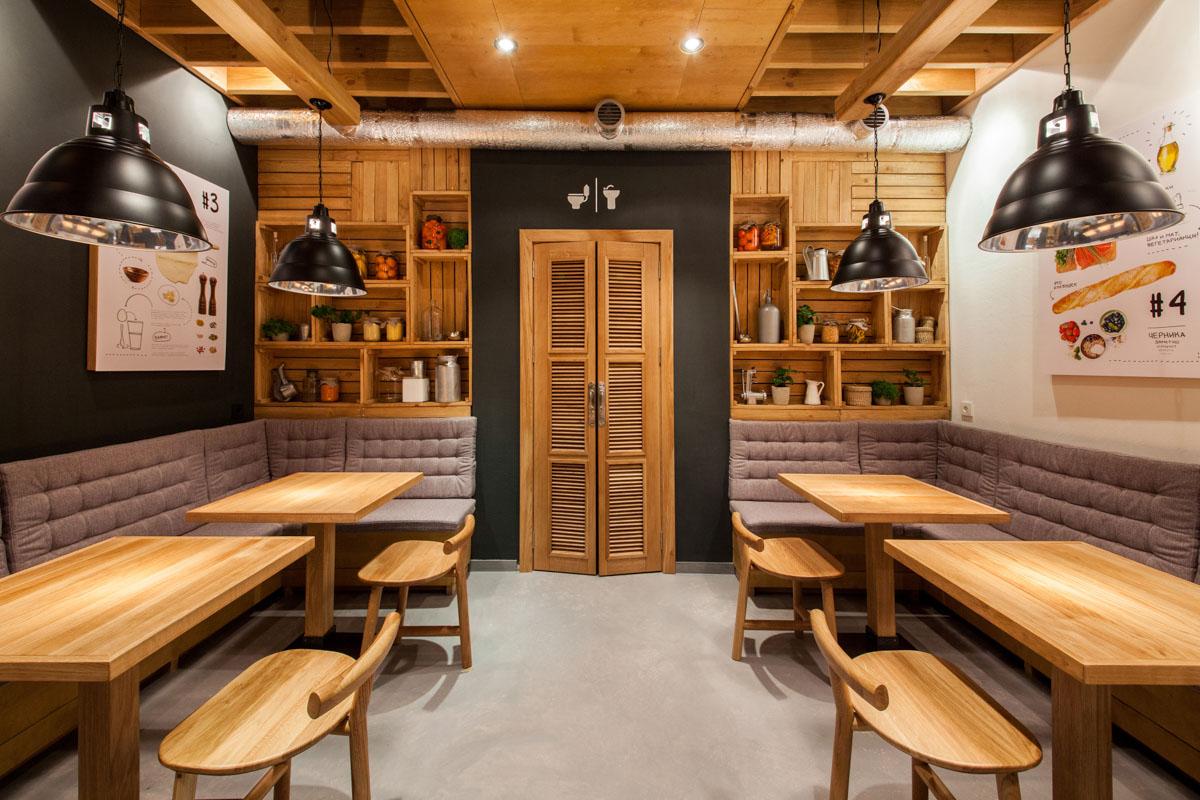 Thiết kế quán cafe đẹp và ấn tượng nhất