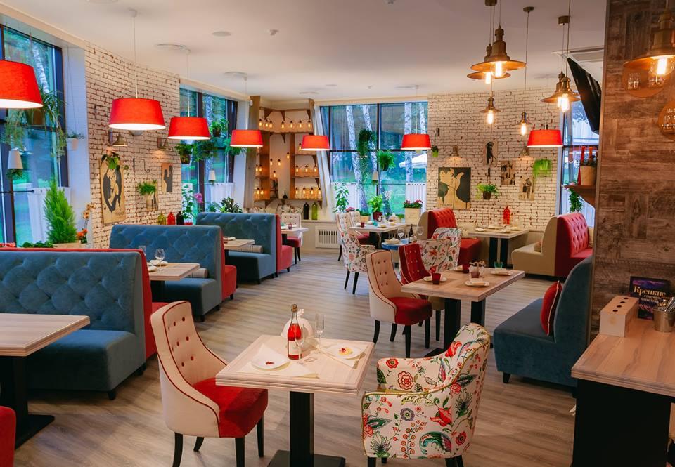 Thiết kế quán cafe hiện đại