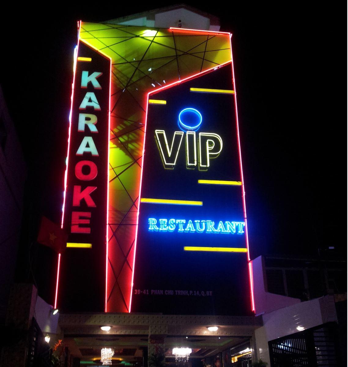 Thiết kế quán karaoke chuyên nghiệp