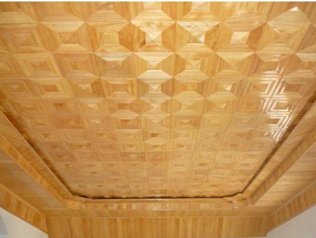 trần gỗ pơ-mu 1