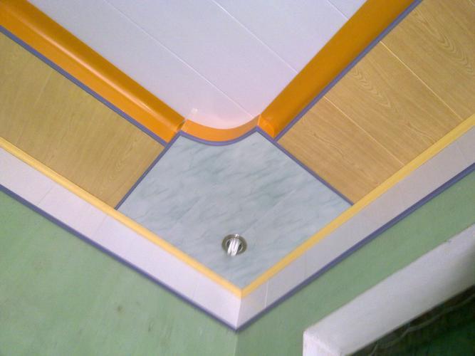 trần nhà nhựa cao cấp