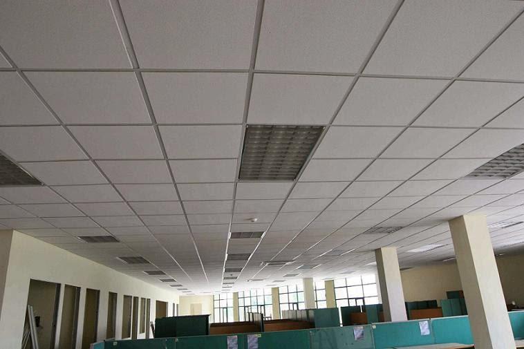 trần thả thạch cao văn phòng