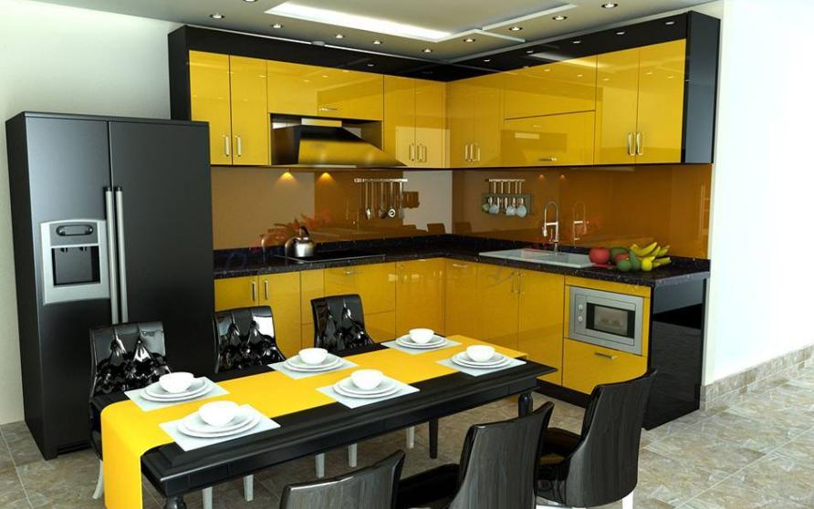 Tủ bếp inox mẫu số 10
