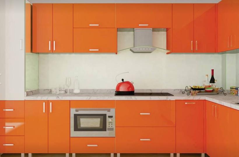 Tủ bếp inox mẫu số 2