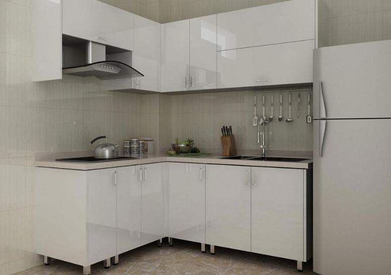Tủ bếp inox mẫu số 7