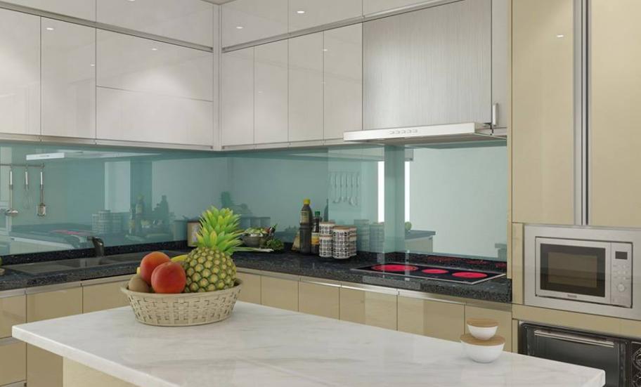 Tủ bếp inox mẫu số 8