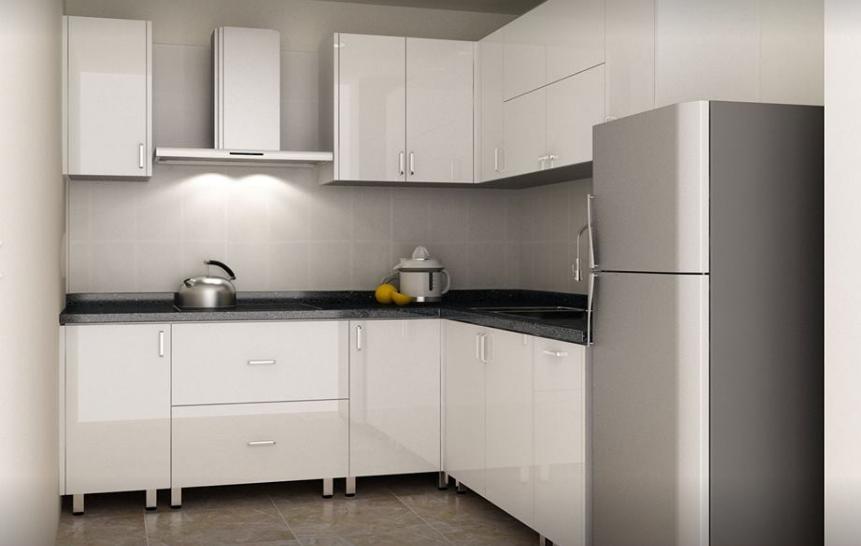 Tủ bếp inox mẫu số 9