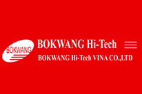 Dự án Bokwang Hi- Tech Vina. CO., LTD
