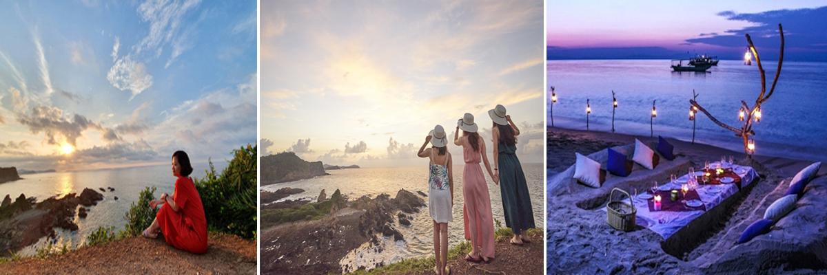 Tour Hà Nội - Cô Tô 3 ngày 2 đêm chỉ 2450k