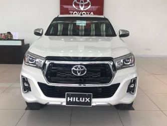 TOYOTA HILUX 2.4G AT 4X2 2021