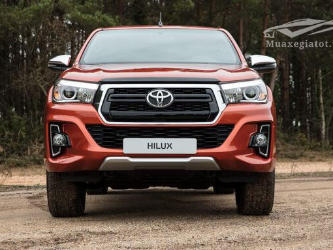 TOYOTA HILUX 2.8G AT 4x4 2020