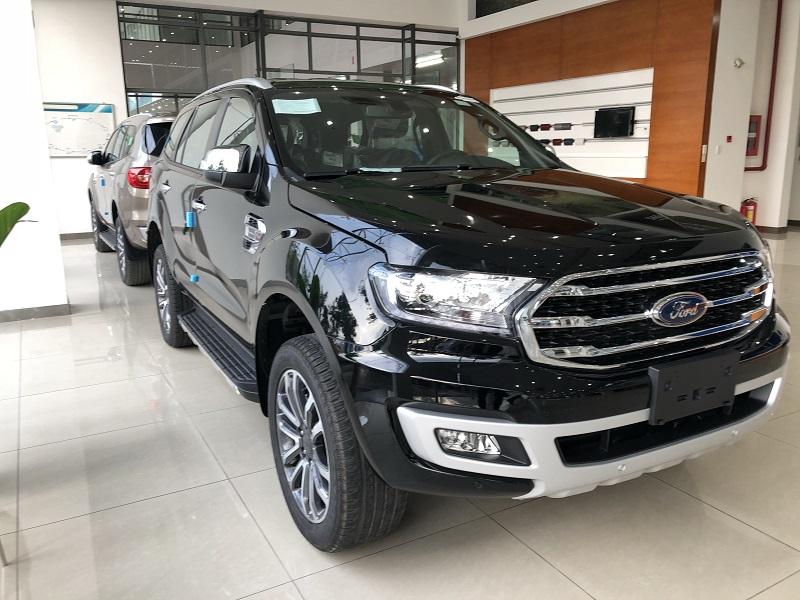 ford everest 2019 gia lan banh - Chương trình khuyến mãi tháng 9 cho khách hàng mua xe Ford