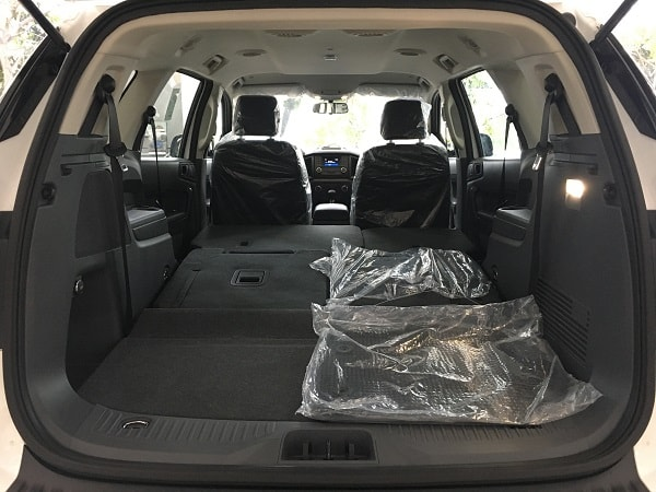 FORD EVEREST AMBIENTE 2.2L 4X2 MT 2018