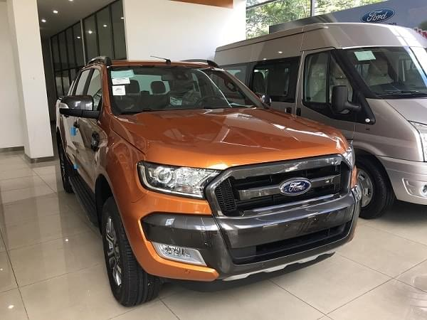 Ford Ranger 3.2 Wildtrak 2
