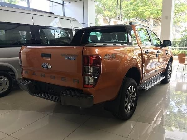 Ford Ranger Wildtrak3