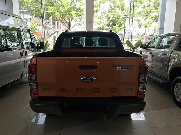 Ford Ranger 2.2 Wildtrak 4