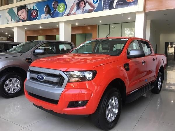 Ford Ranger XLS AT 2