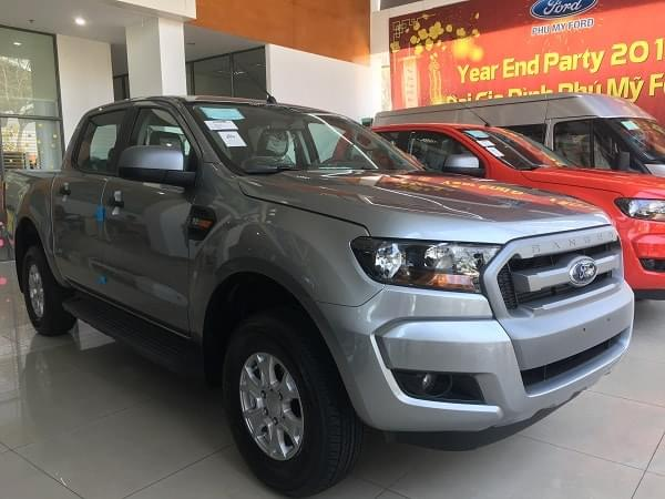 Ford Ranger XLS MT 3