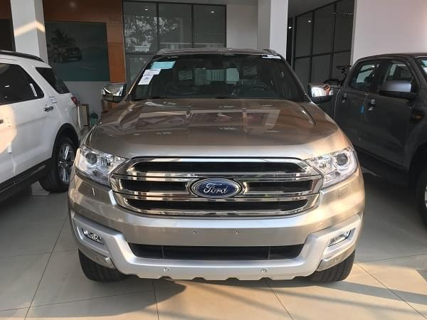 Ford Everest 2.2 Trend 2017 1