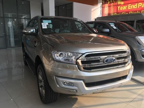 Ford Everest 2.2 Trend 2017 2