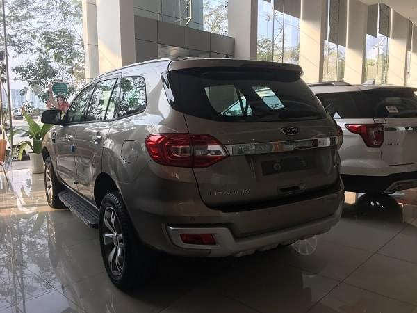 Ford Everest 2.2 Trend 2017 4
