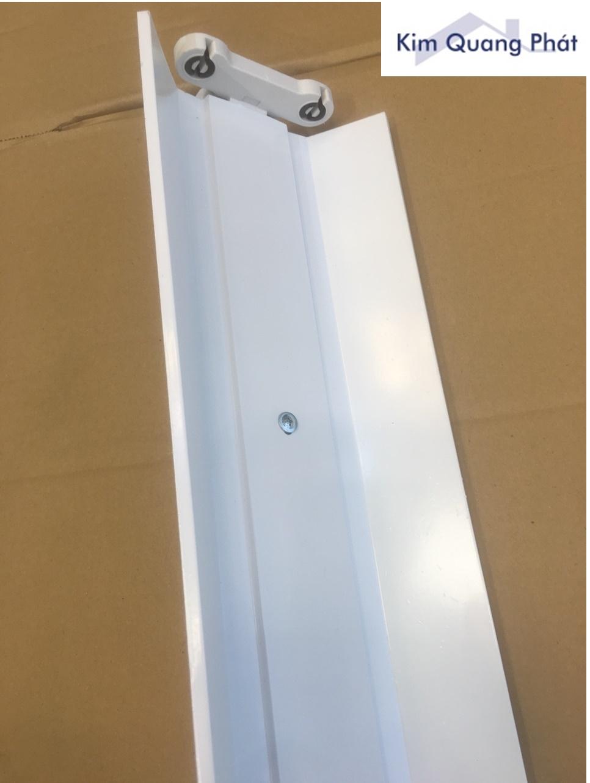Máng đèn tĩnh điện công nghiệp (máng heo sơn tĩnh điện đôi)