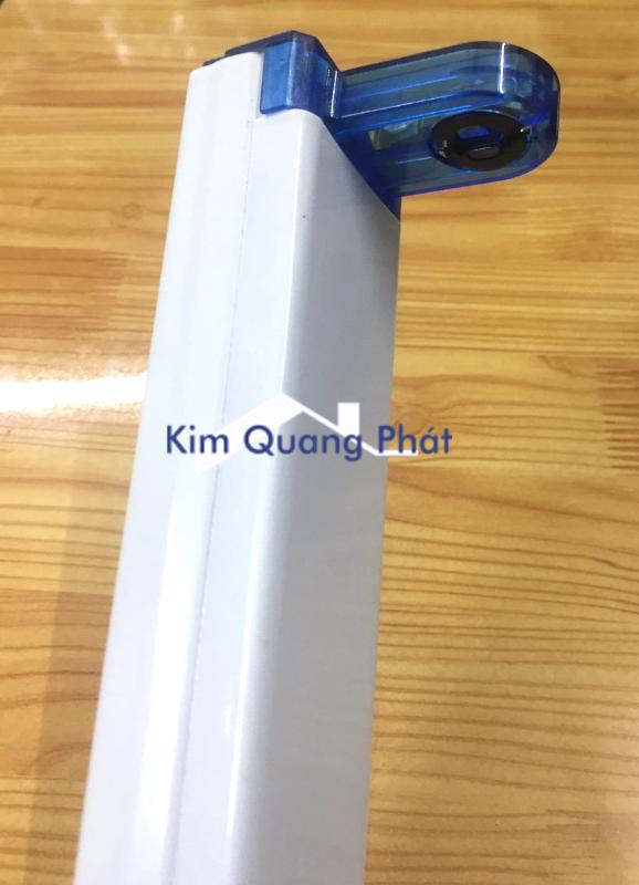 Máng đèn led gập xanh BẢN TO 4.0