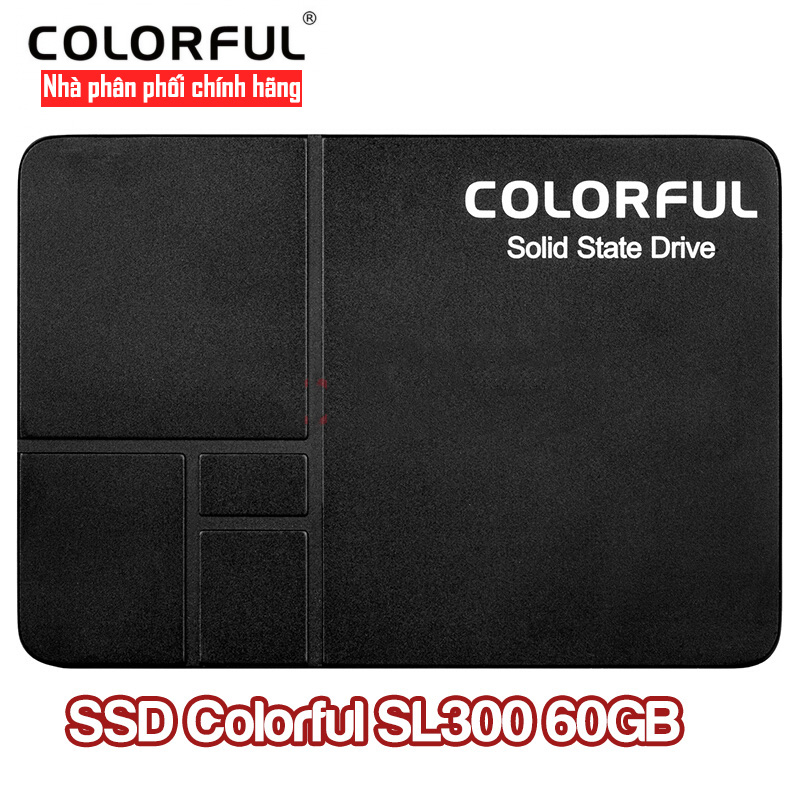 Ổ cứng SSD Colorful SL300 60GB