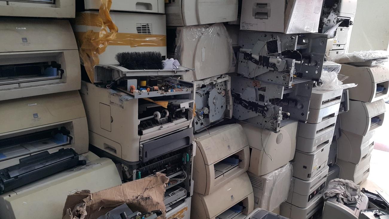 TCVIET mua thanh lý máy in cũ hỏng giá cao nhất VIỆT NAM