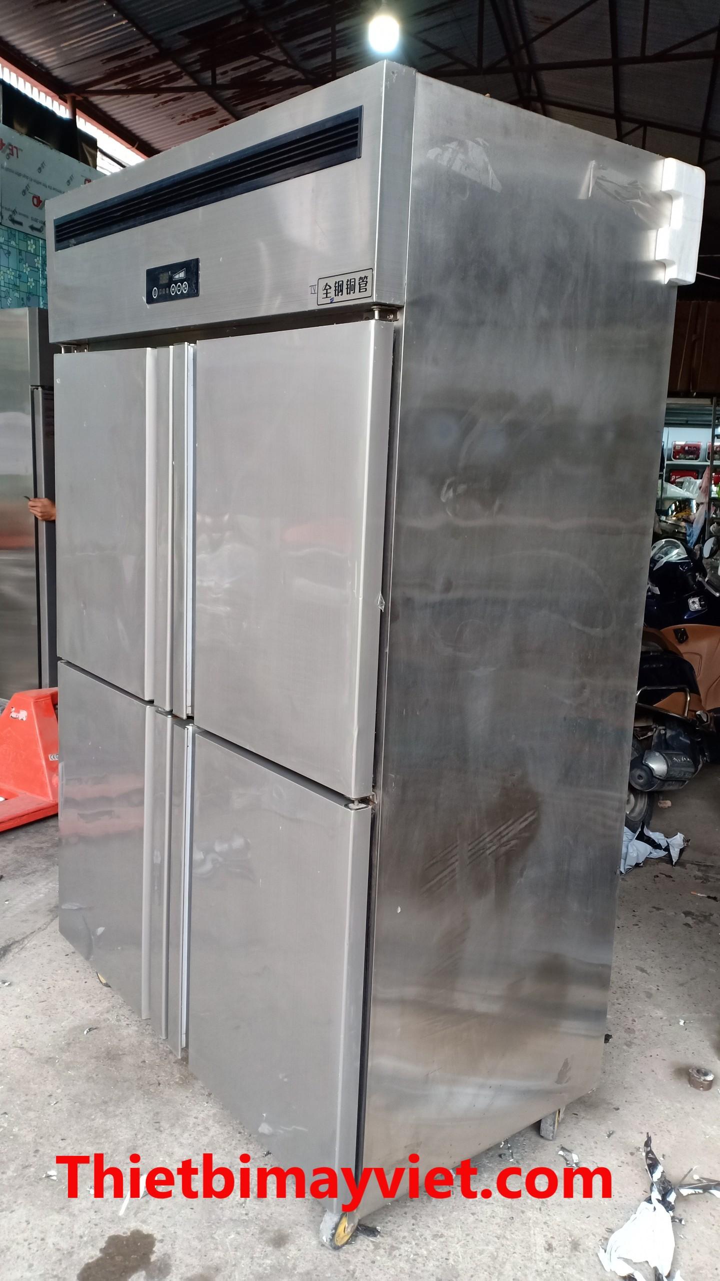Tủ lạnh 4 cánh cảm ứng đa năng (IV)
