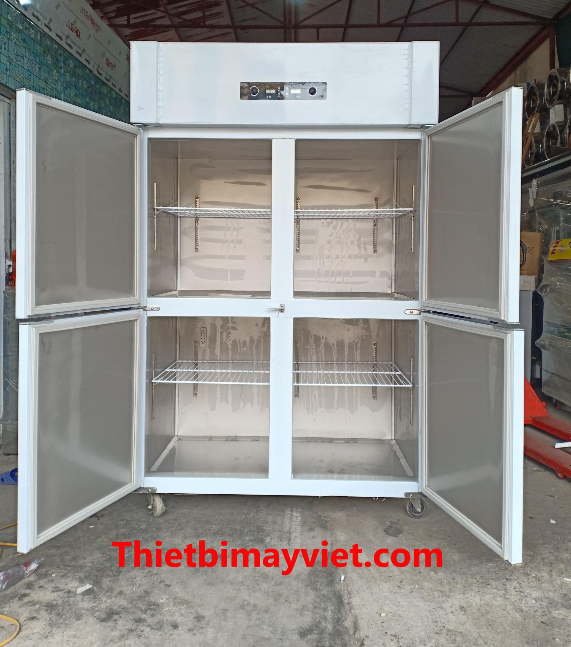 Tủ lạnh 4 cánh cơ 2 giàn lạnh (II)