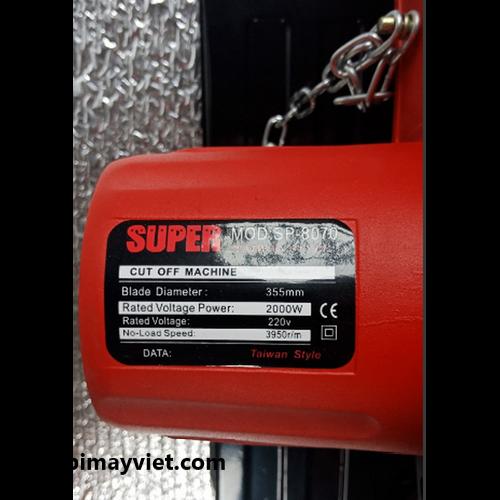 Máy Cắt Sắt Super 8070