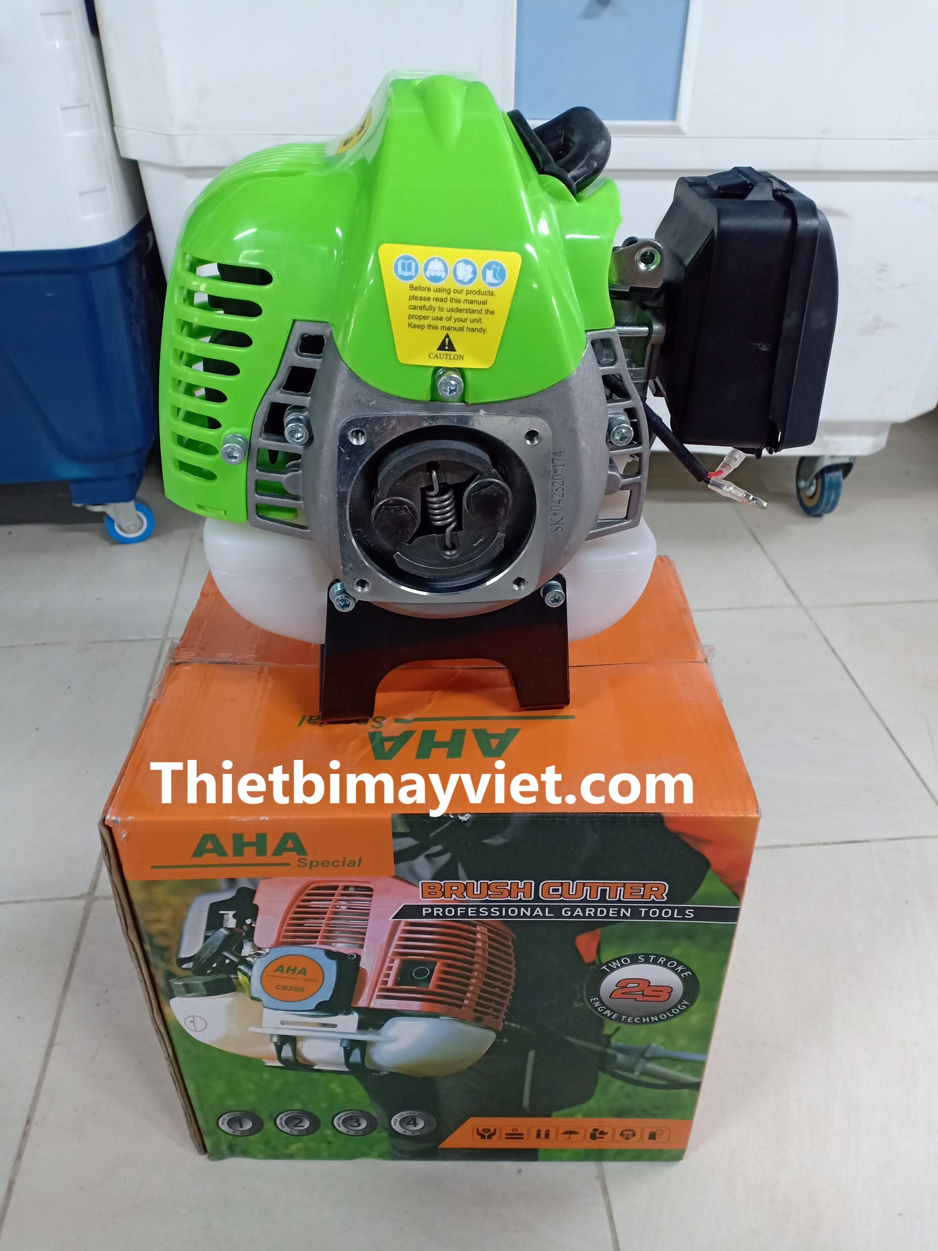 Máy cắt cỏ AHA CG - 260