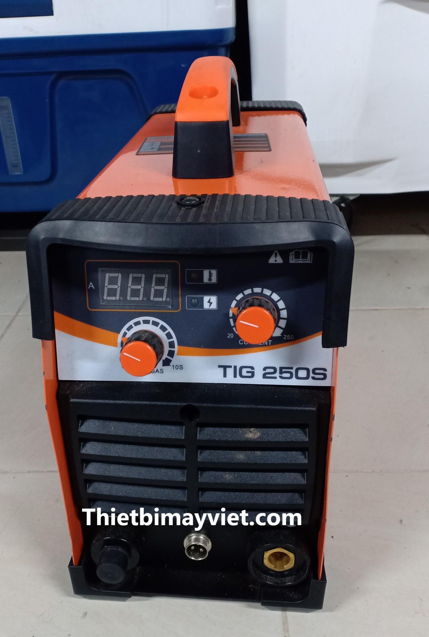 Hàn Điện Jasic Tig 250S