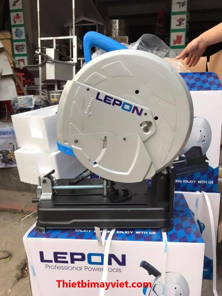 Máy cắt sắt Lepon 355mm