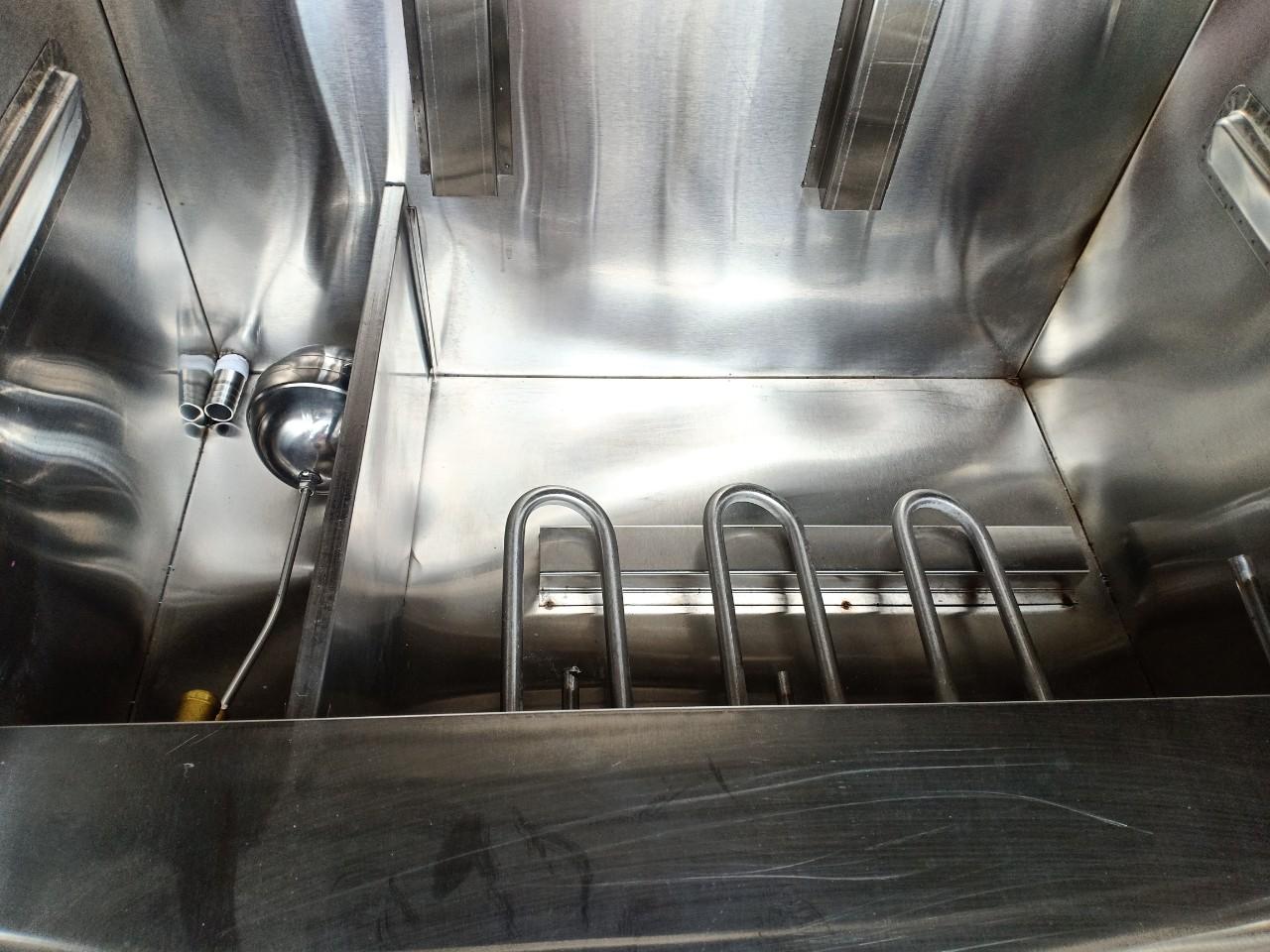 Tủ nấu cơm điện 12 khay bảng điều khiển cảm ứng 2020