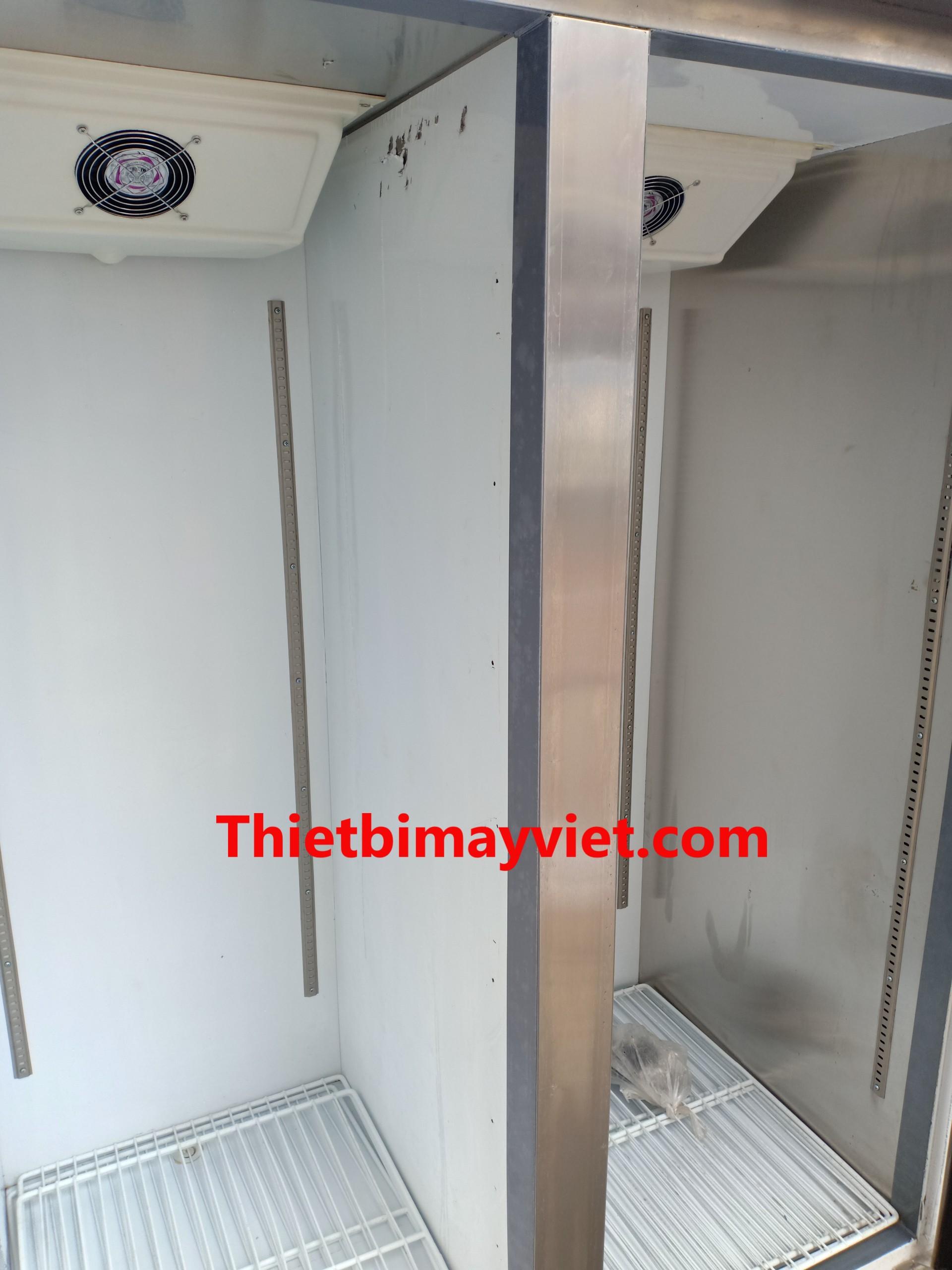 Tủ lạnh 2 cánh cơ 2 giàn lạnh (I)