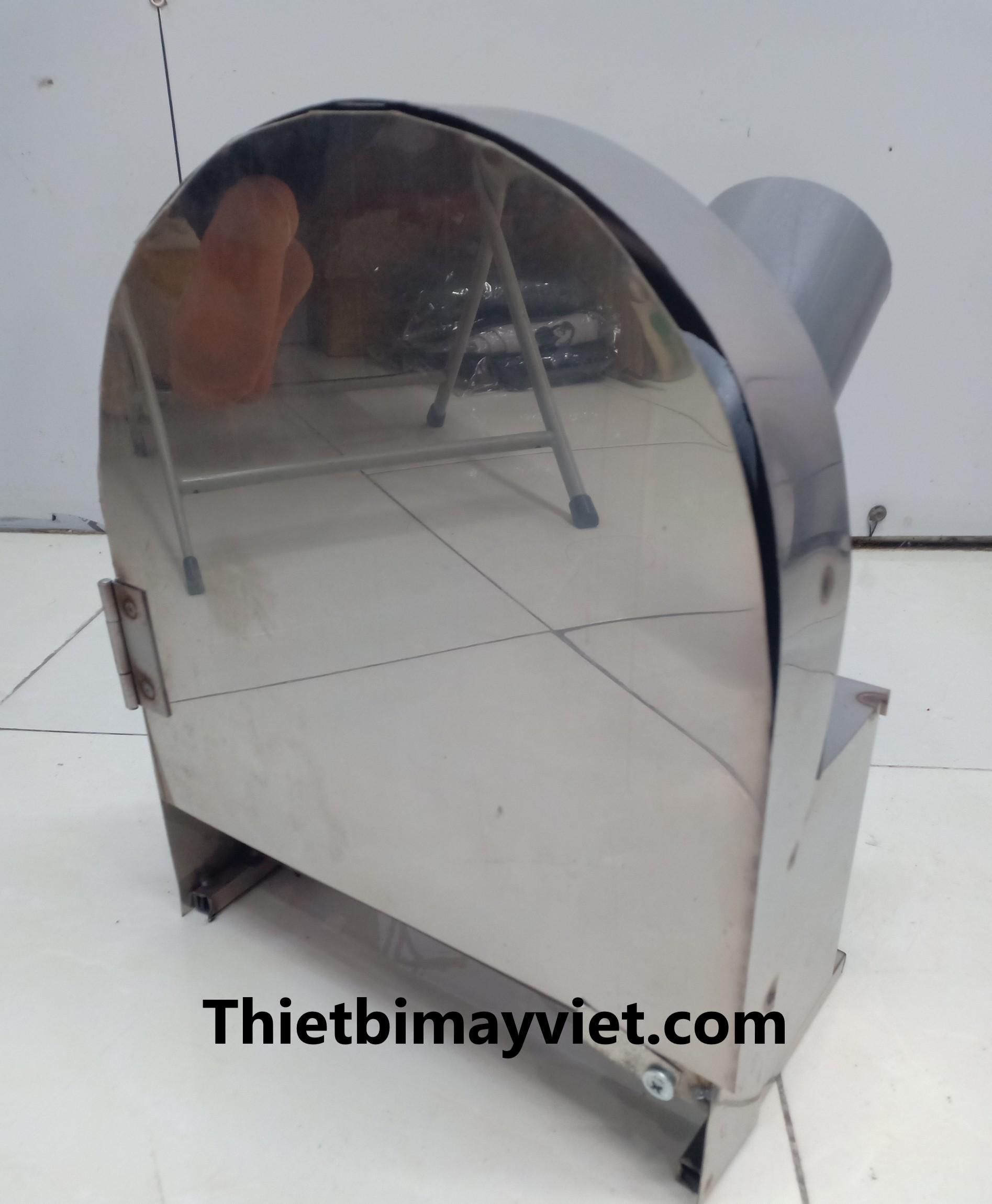 Máy Thái Hành Điện inox