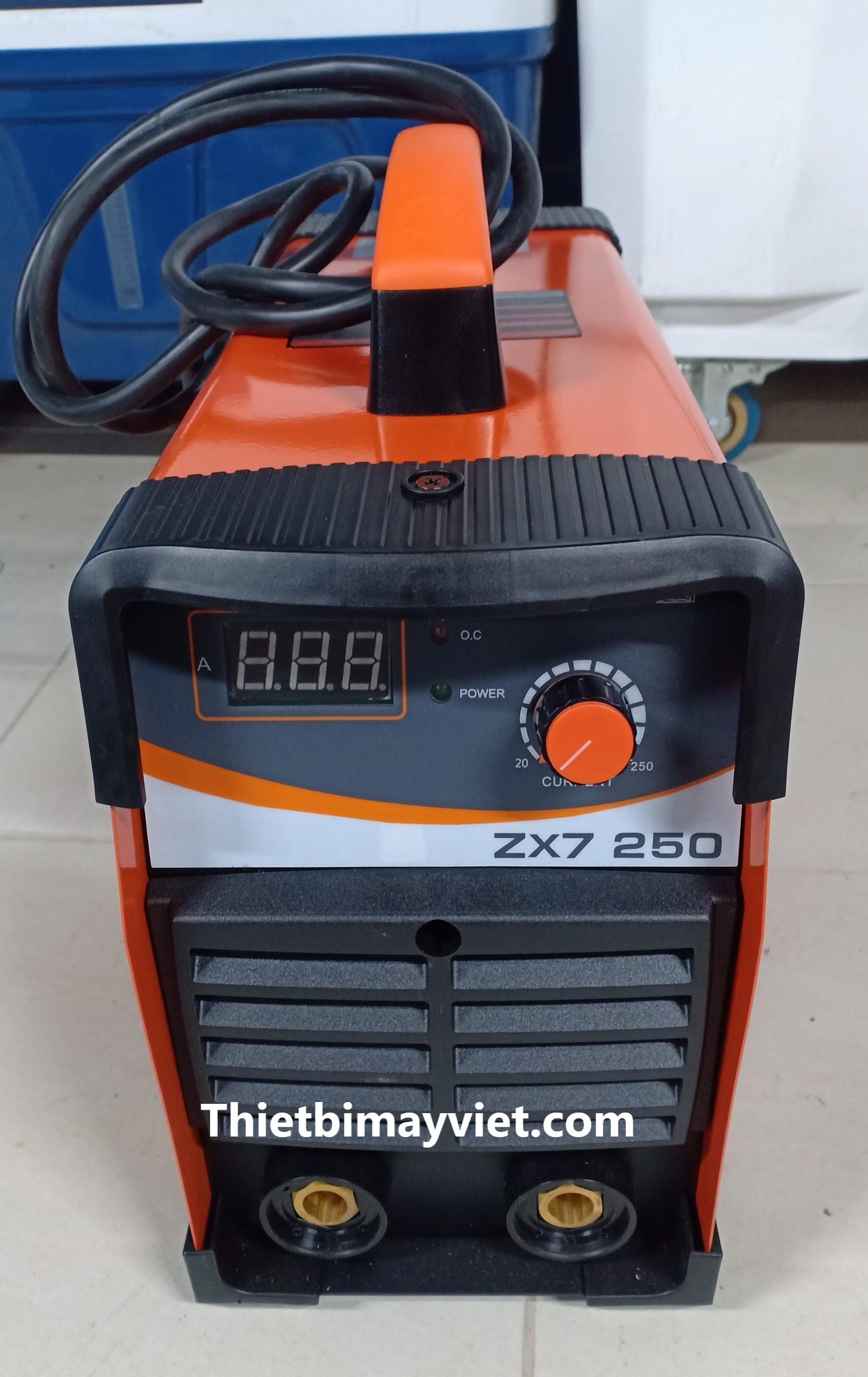Máy hàn que điện tử Jasic ZX7-250