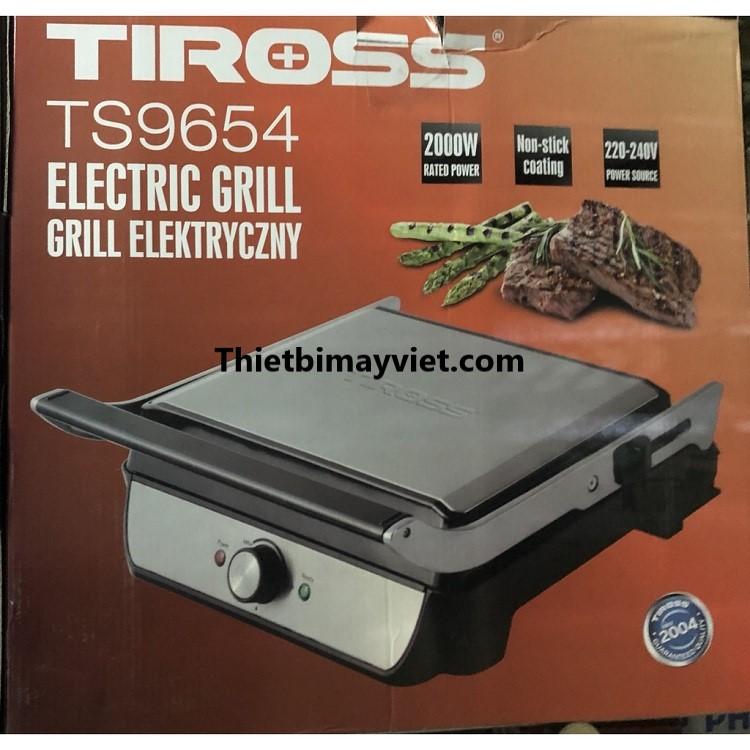 Máy ép bánh mì Tiross TS- 9654