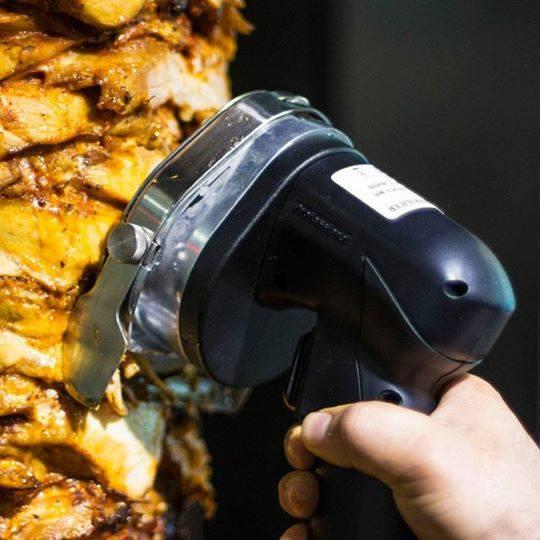 Máy bào thịt Doner Kebab hàng xịn