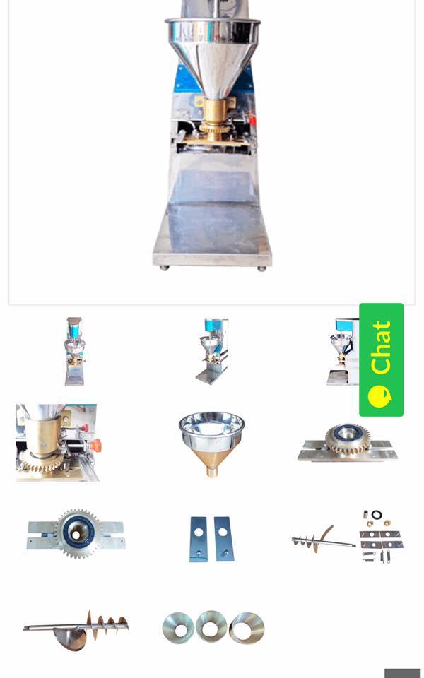 Máy tạo viên thịt, viên cá SXW-280
