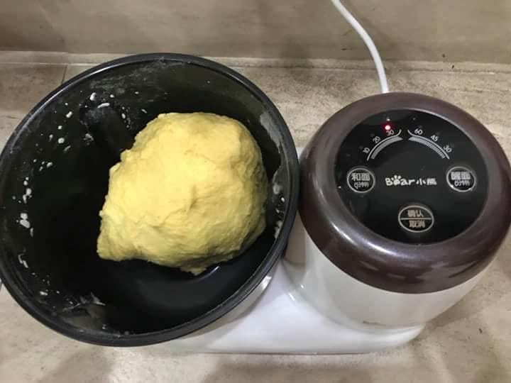 Máy trộn và nhồi bột Bear 3.5L